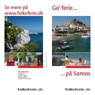 … på Samos Go' ferie … - FolkeFerie.dk