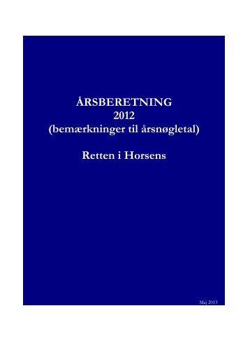 Retten i Horsens - Domstol.dk