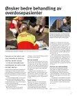 Oslos vektere står ofte overfor dilemmaer mellom ... - Kirkens Bymisjon - Page 7
