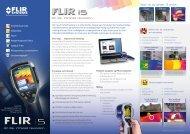 Den nye i5 fra FLIR Systems er et af de mindste, letteste og ...