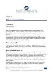 Improvac, Gonadotropin - European Medicines Agency - Europa