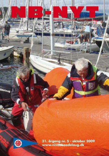 NB NYT Oktober 2009 - Nivå Bådelaug - Sejl eller Surf i Nivå ...