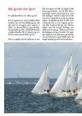 NB NYT Oktober 2009 - Nivå Bådelaug - Sejl eller Surf i Nivå ... - Page 6