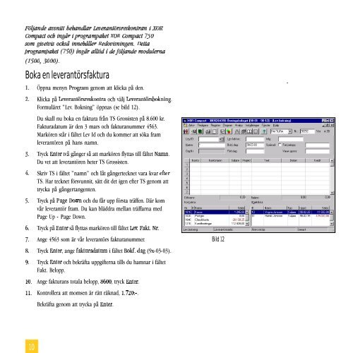 Demomanual i PDF format