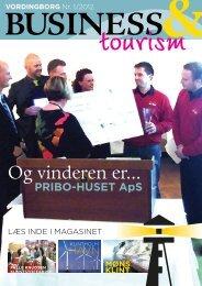 Læs det første nummer af Business & tourism her - Vordingborg ...