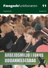 Nr. 11 - 2010 - Fængselsforbundet