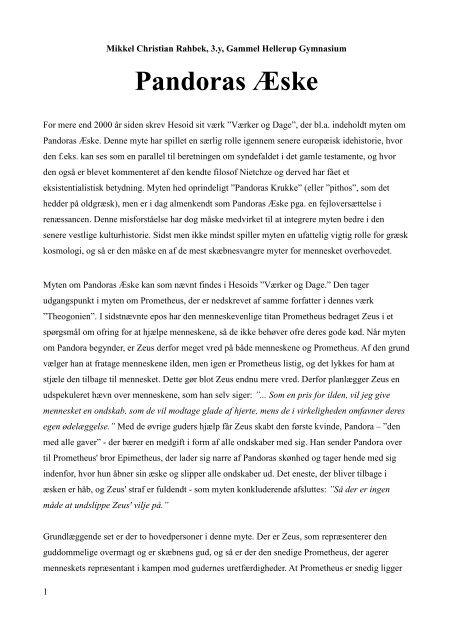 essay om gymnasietiden