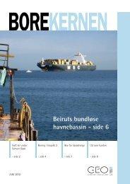 Beiruts bundløse havnebassin - side 6 - GEO
