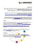 Arabisk skønlitteratur for voksne 2008-2009 - Statsbiblioteket - Page 2
