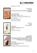 Arabisk skønlitteratur for voksne 2008-2009 - Statsbiblioteket - Page 4
