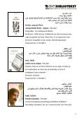 Arabisk skønlitteratur for voksne 2008-2009 - Statsbiblioteket - Page 6