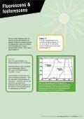 Fluorescens og fosforescens - Kræftens Bekæmpelse - Page 7