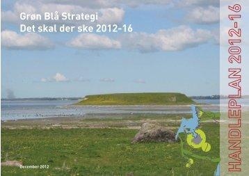 Grøn Blå Strategi - Handleplan - Veddelev.dk