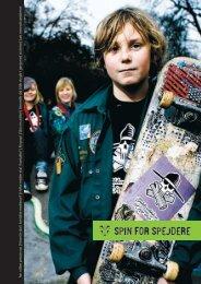 Spin for spejdere (PDF) - Spejdernet