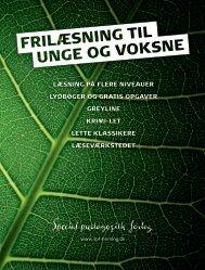 Frilæsning til unge og voksne – Katalog fra SPF - spf – nyheder . dk
