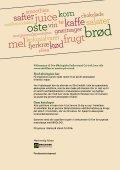 Udstiller - Økologisk mad i kantinen - Page 3
