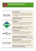 Udstiller - Økologisk mad i kantinen - Page 7