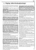 Opskrifter på automatisk tilberedning - Electrolux - Page 5