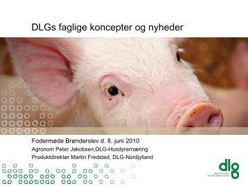 DLGs faglige koncepter og nyheder - LandboNord