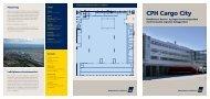 CPH Cargo City Kombineret kontor - Københavns Lufthavne