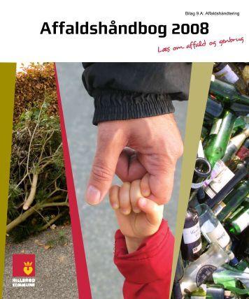 Affaldshåndbog 2008 - Skoleparken