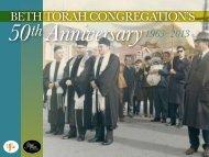 Beth torah Congregation's