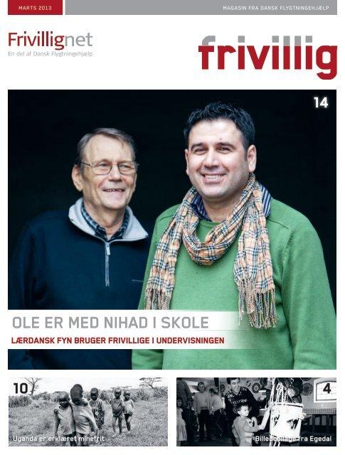 Frivillig 1 2013 - Frivillignet.dk