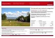Salgsopstilling for KGY0174