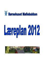 Læreplan 2012 - Slagelse Kommune