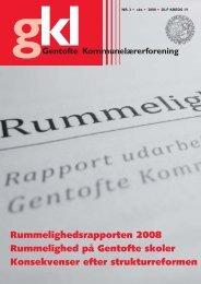okt 2008:Opsætning - Gentofte Kommunelærerforening