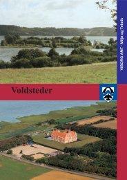 Voldsteder i Viborg amt