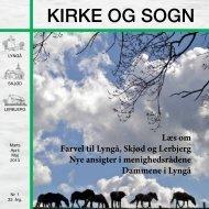 KIRKE OG SOGN, nr. 1 2013 - Lyngå