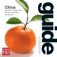 Citrus - SuperBrugsen