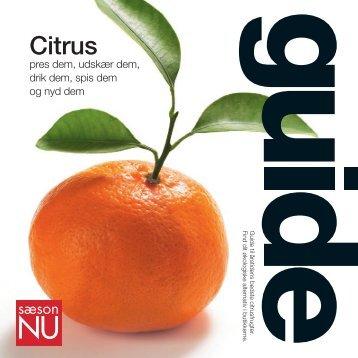 Citrus - SuperBrugsen
