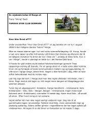 """En rejsbeskrivelse til Norge af: Frans """"Viking"""" Bach YAMAHA STAR ..."""