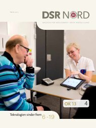 DSR NORD 1 2013.pdf - Dansk Sygeplejeråd