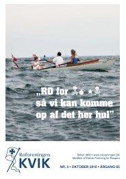 for KVIK - Mikkel Sander