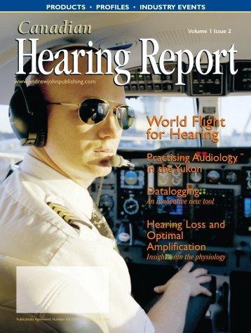 Volume 1 Issue 2 - 2006 {pdf} - Andrew John Publishing Inc.
