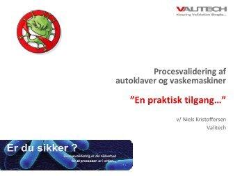 Hvad er validering - DKCS