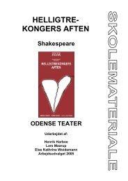 Helligtrekongersaften - Odense Teater