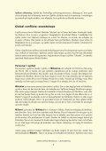 Lærervejledning - Global Conflicts - Page 7