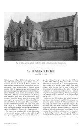 Skt. Hans Kirke - Danmarks Kirker - Nationalmuseet
