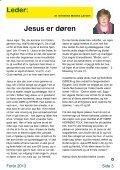 Missions-Nyt nr. 1 - 2013 med billeder - Missionsfonden - Page 3