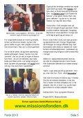 Missions-Nyt nr. 1 - 2013 med billeder - Missionsfonden - Page 5