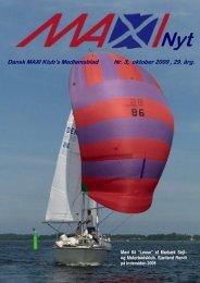 Dansk MAXI Klub's Medlemsblad Nr. 3, oktober 2009 , 29 ... - herno.dk