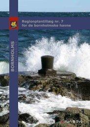 Endelig vedtagelse_s1-23.Regionplantillæg for havne.pub