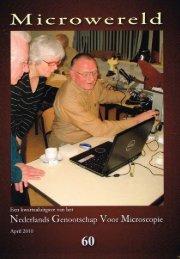 1 - Nederlands Genootschap voor Microscopie