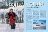 18-20 Alaska - Friluftsliv