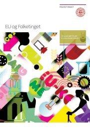 EU og Folketinget - Folketingets EU-oplysning
