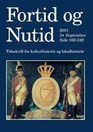Nr. 3/2001 - Kulturstudier